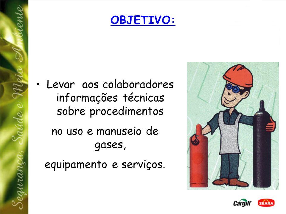 Levar aos colaboradores informações técnicas sobre procedimentos