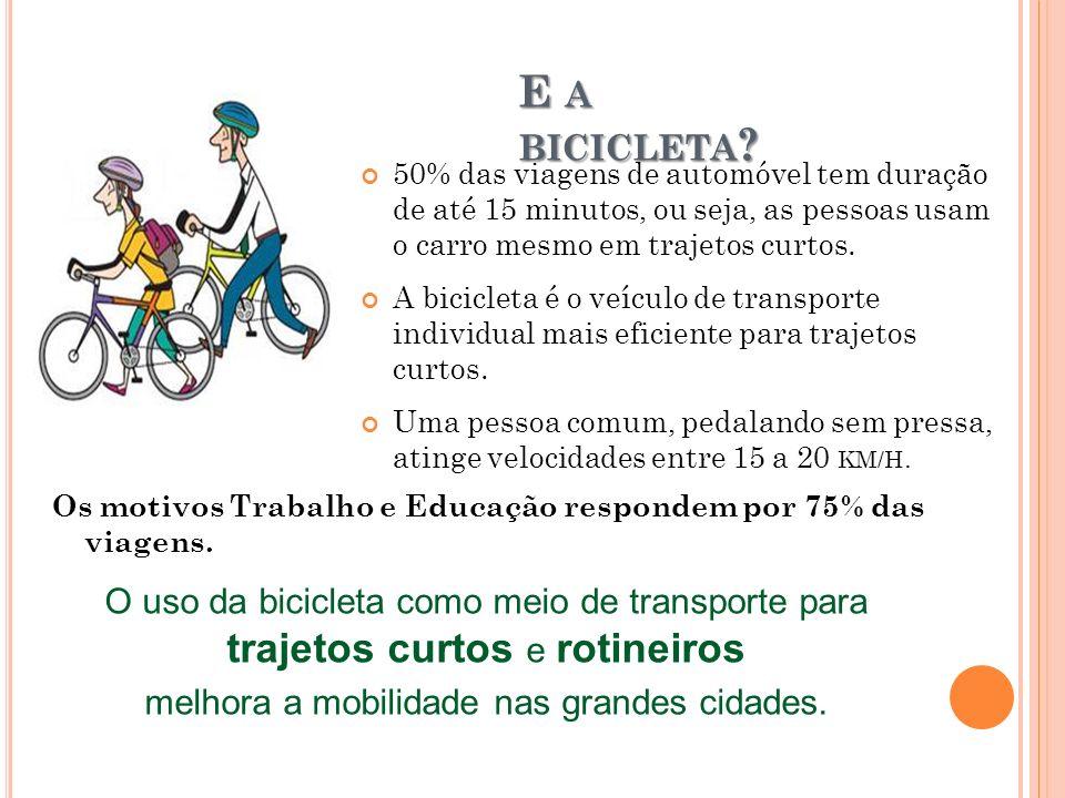 melhora a mobilidade nas grandes cidades.