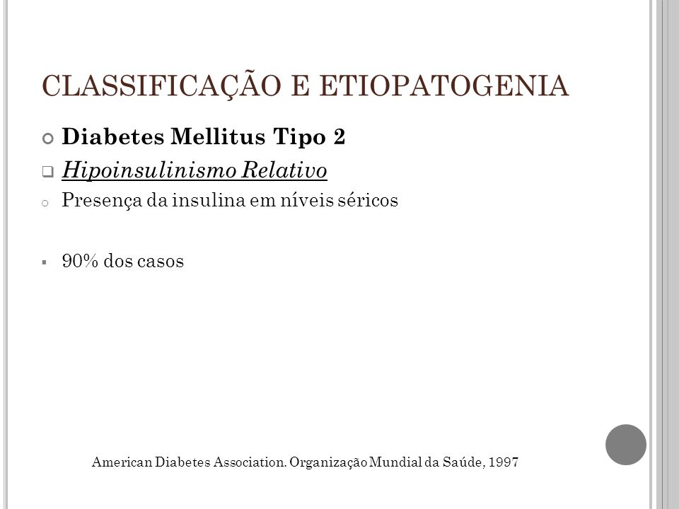 CLASSIFICAÇÃO E ETIOPATOGENIA