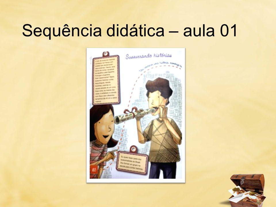 Sequência didática – aula 01
