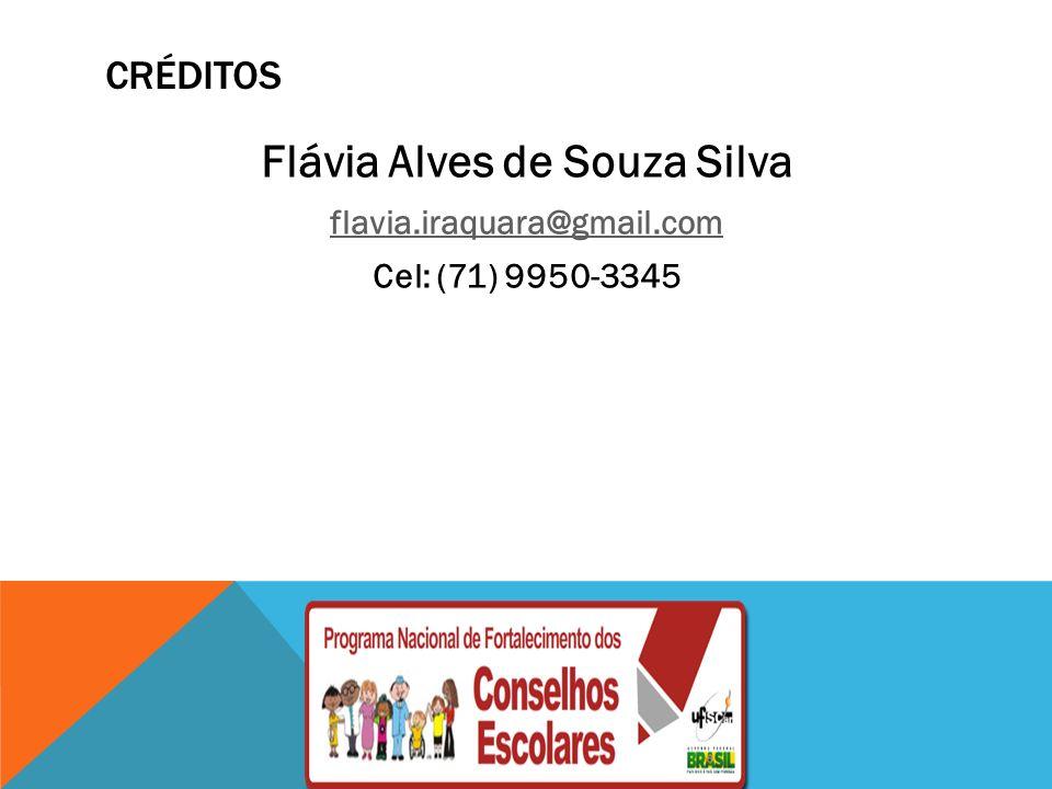 Flávia Alves de Souza Silva