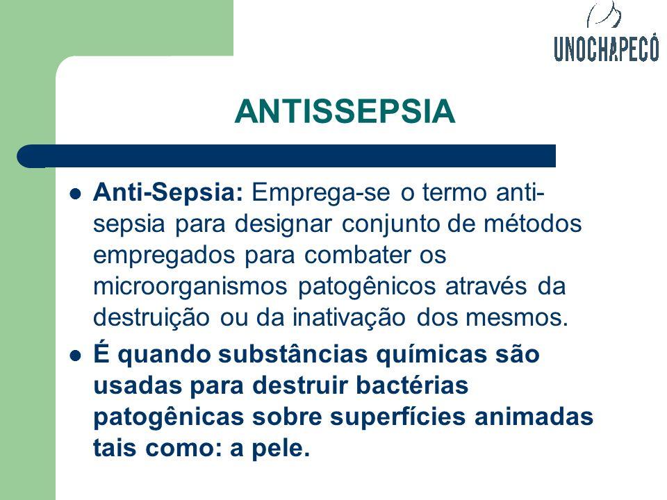 ANTISSEPSIA