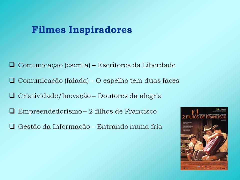 Filmes Inspiradores Comunicação (escrita) – Escritores da Liberdade