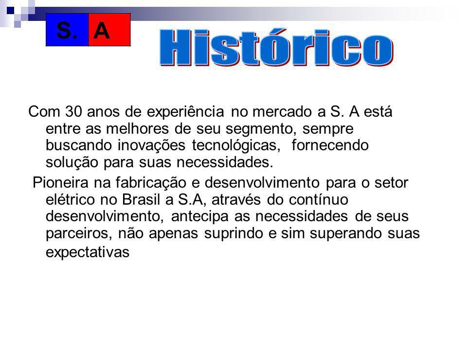 S. A. Histórico.