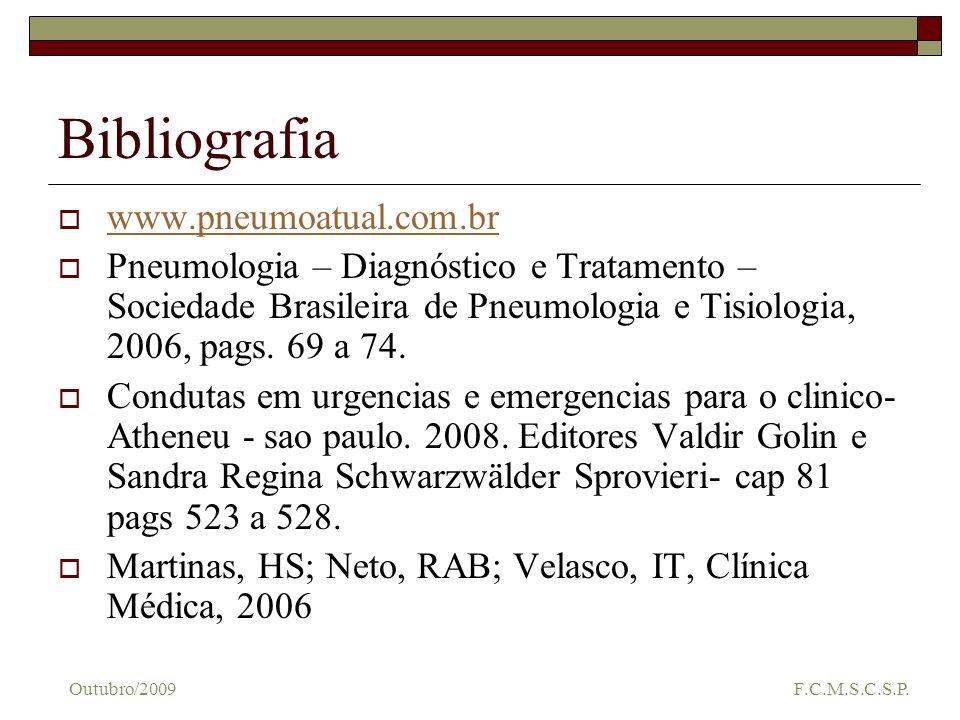 Bibliografia www.pneumoatual.com.br