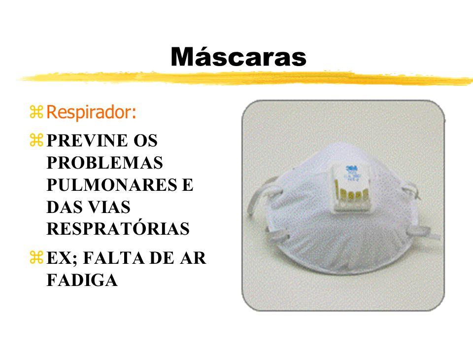 Máscaras Respirador: PREVINE OS PROBLEMAS PULMONARES E DAS VIAS RESPRATÓRIAS.
