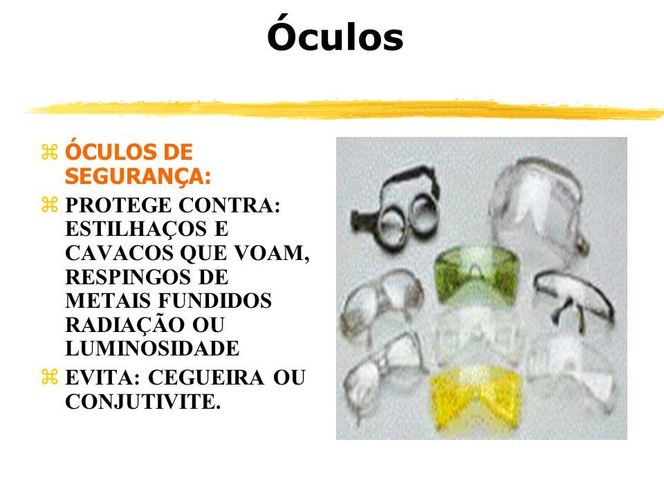 Óculos ÓCULOS DE SEGURANÇA: