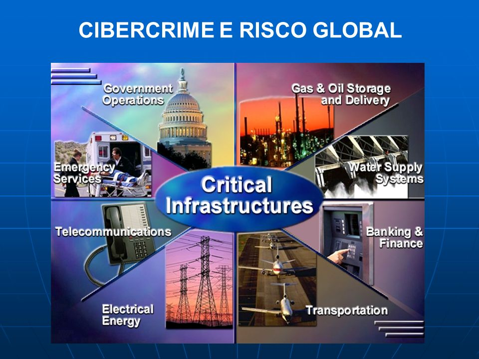 CIBERCRIME E RISCO GLOBAL