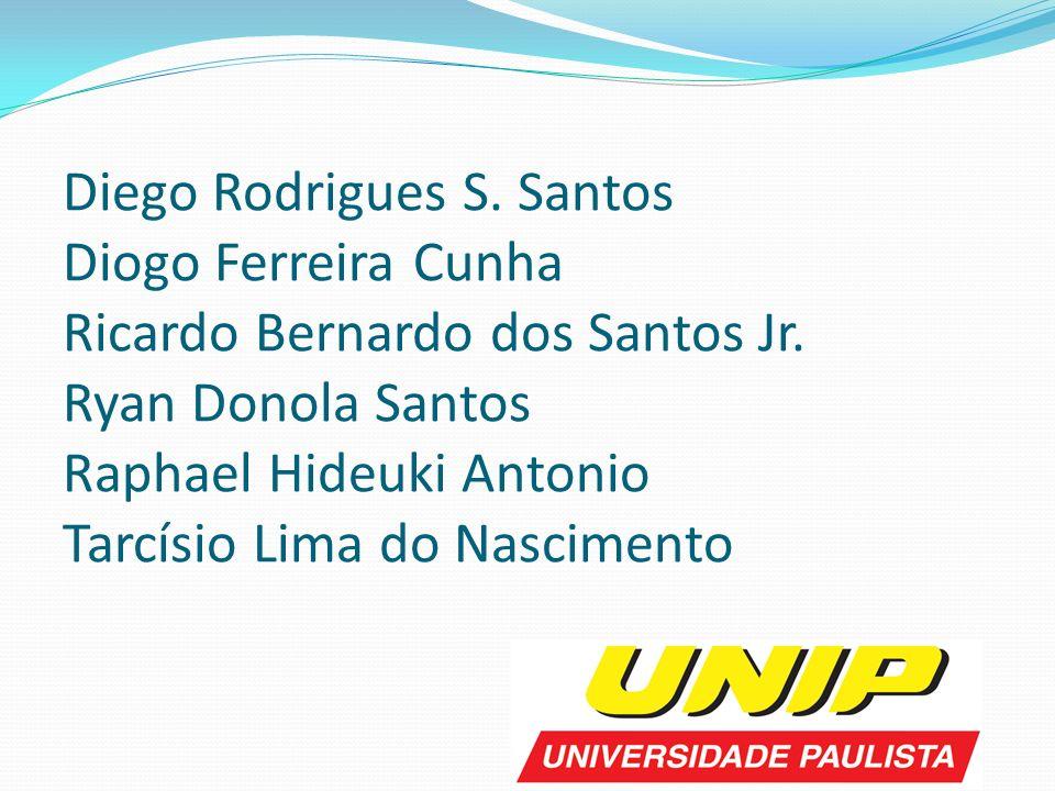 Diego Rodrigues S. Santos Diogo Ferreira Cunha Ricardo Bernardo dos Santos Jr.