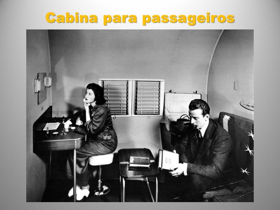 Cabina para passageiros