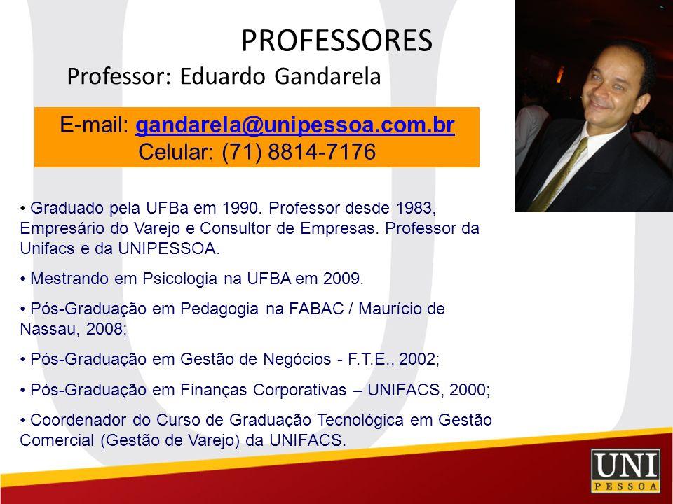 E-mail: gandarela@unipessoa.com.br