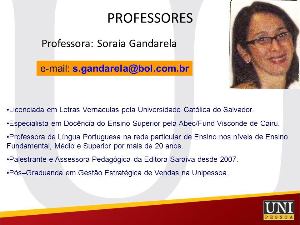 e-mail: s.gandarela@bol.com.br