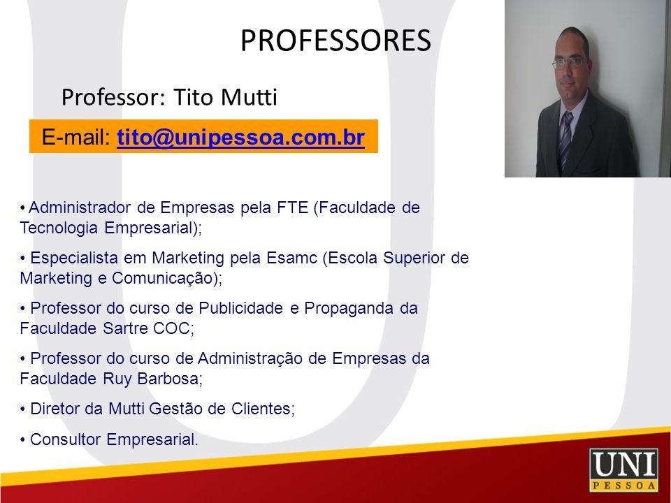 E-mail: tito@unipessoa.com.br