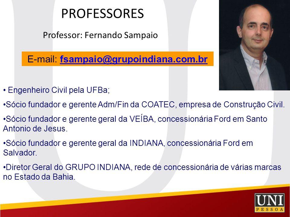 E-mail: fsampaio@grupoindiana.com.br