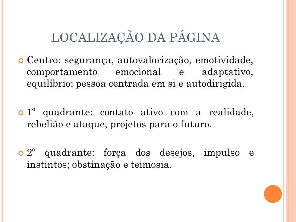 LOCALIZAÇÃO DA PÁGINA