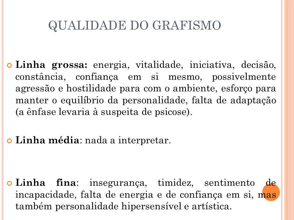 QUALIDADE DO GRAFISMO