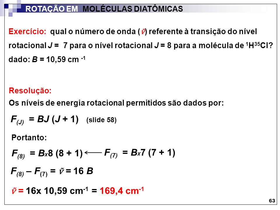F(J) = BJ (J + 1) (slide 58) F(7) = Bx7 (7 + 1) F(8) = Bx8 (8 + 1)
