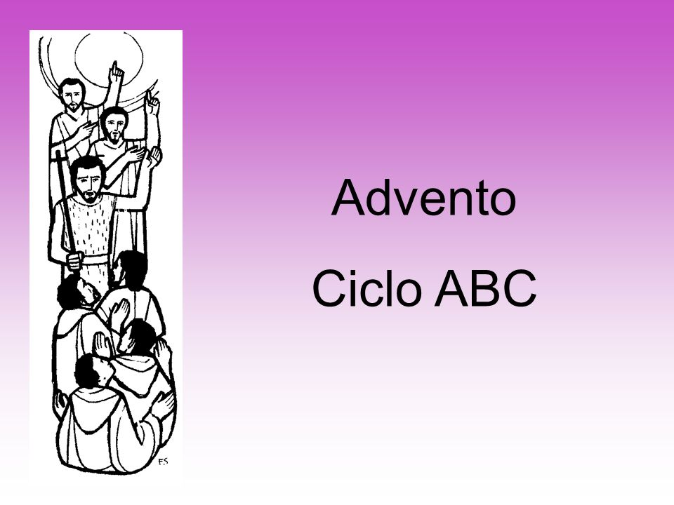 Advento Ciclo ABC