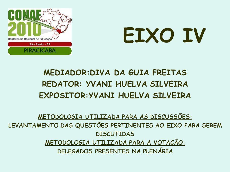 EIXO IV