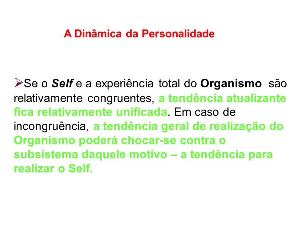 A Dinâmica da Personalidade