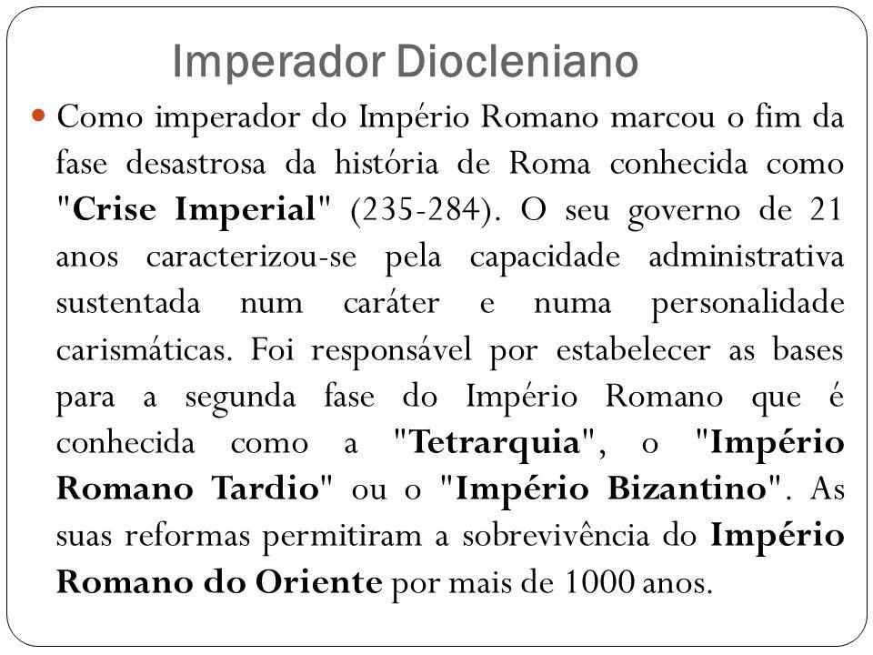 Imperador Diocleniano
