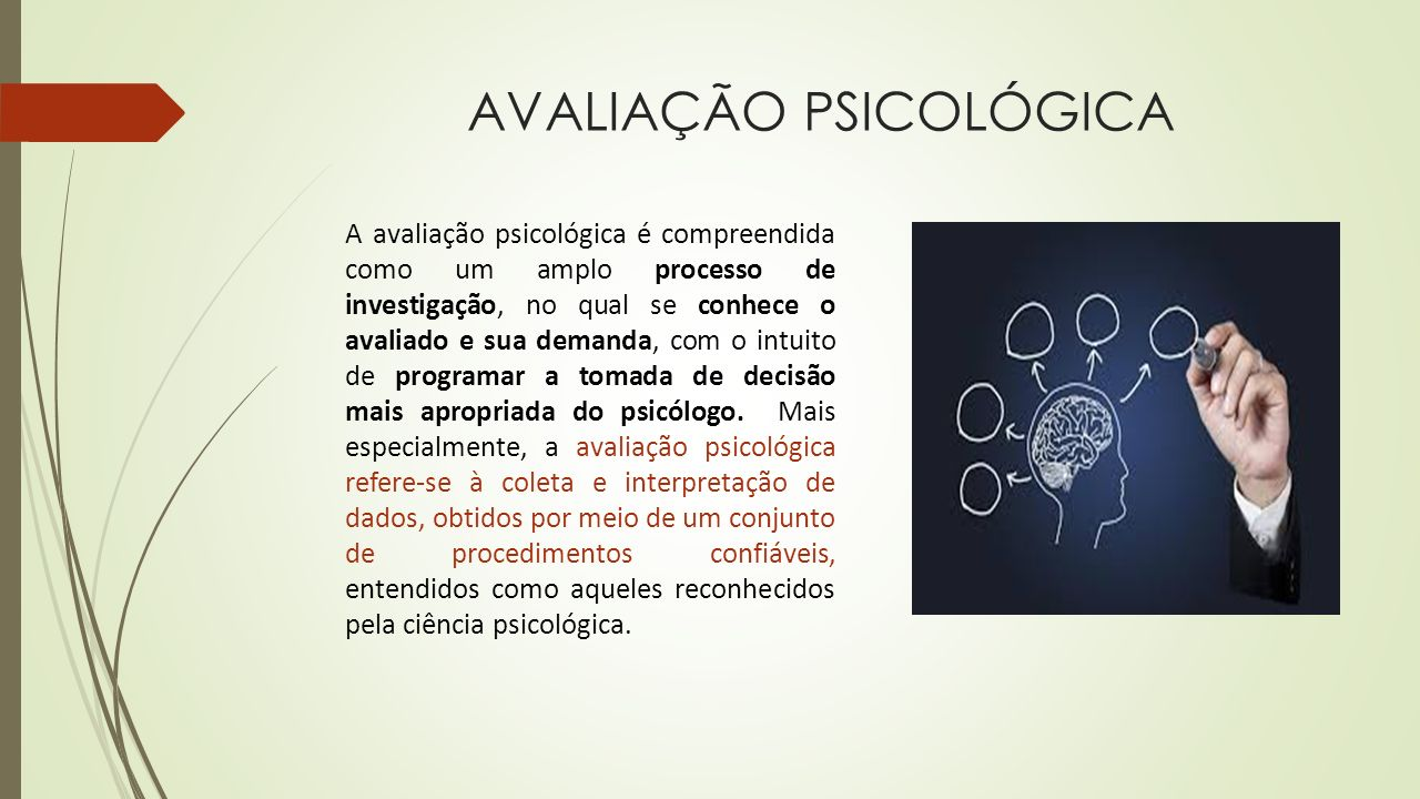 Testes psicologicos online