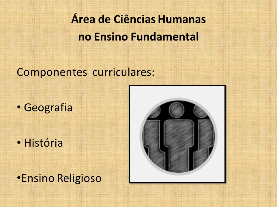 Área de Ciências Humanas