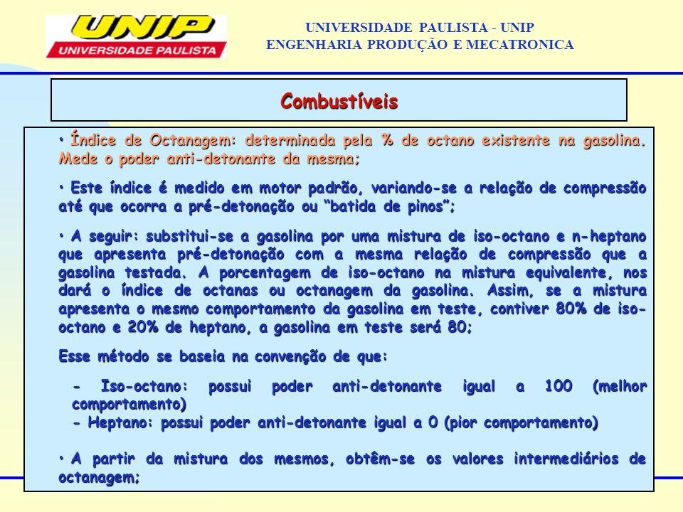 UNIVERSIDADE PAULISTA - UNIP ENGENHARIA PRODUÇÃO E MECATRONICA