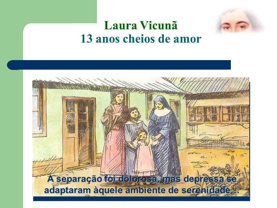 Laura Vicunã 13 anos cheios de amor