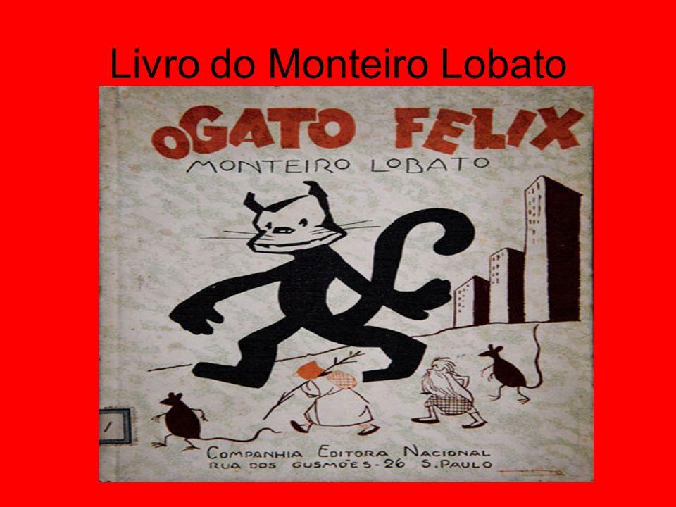 Livro do Monteiro Lobato