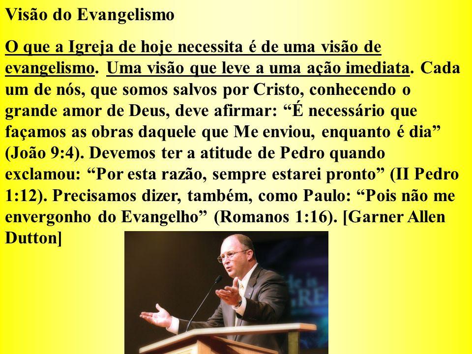Visão do Evangelismo
