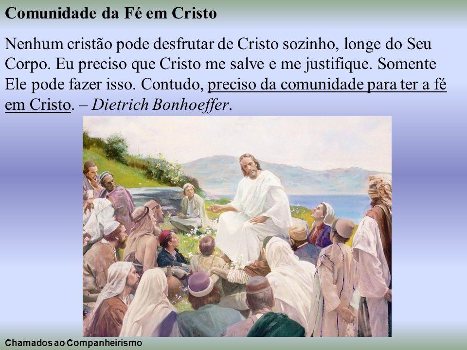 Comunidade da Fé em Cristo