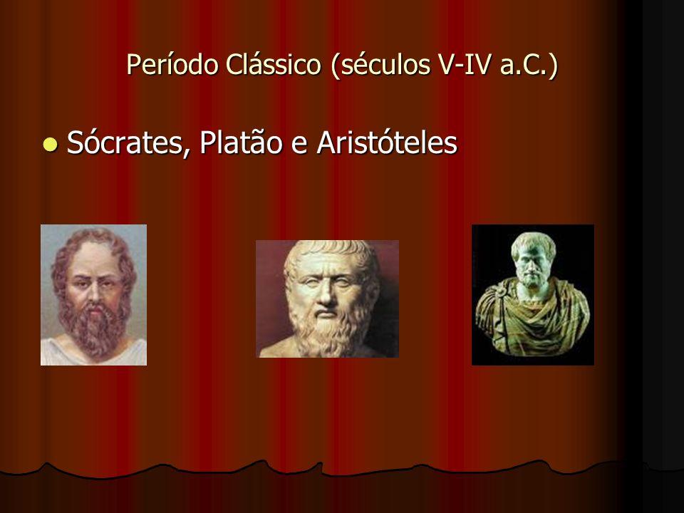 Período Clássico (séculos V-IV a.C.)