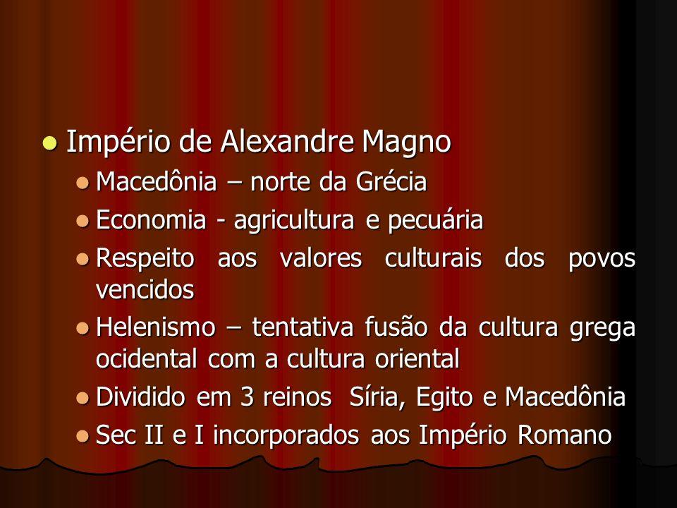 Império de Alexandre Magno