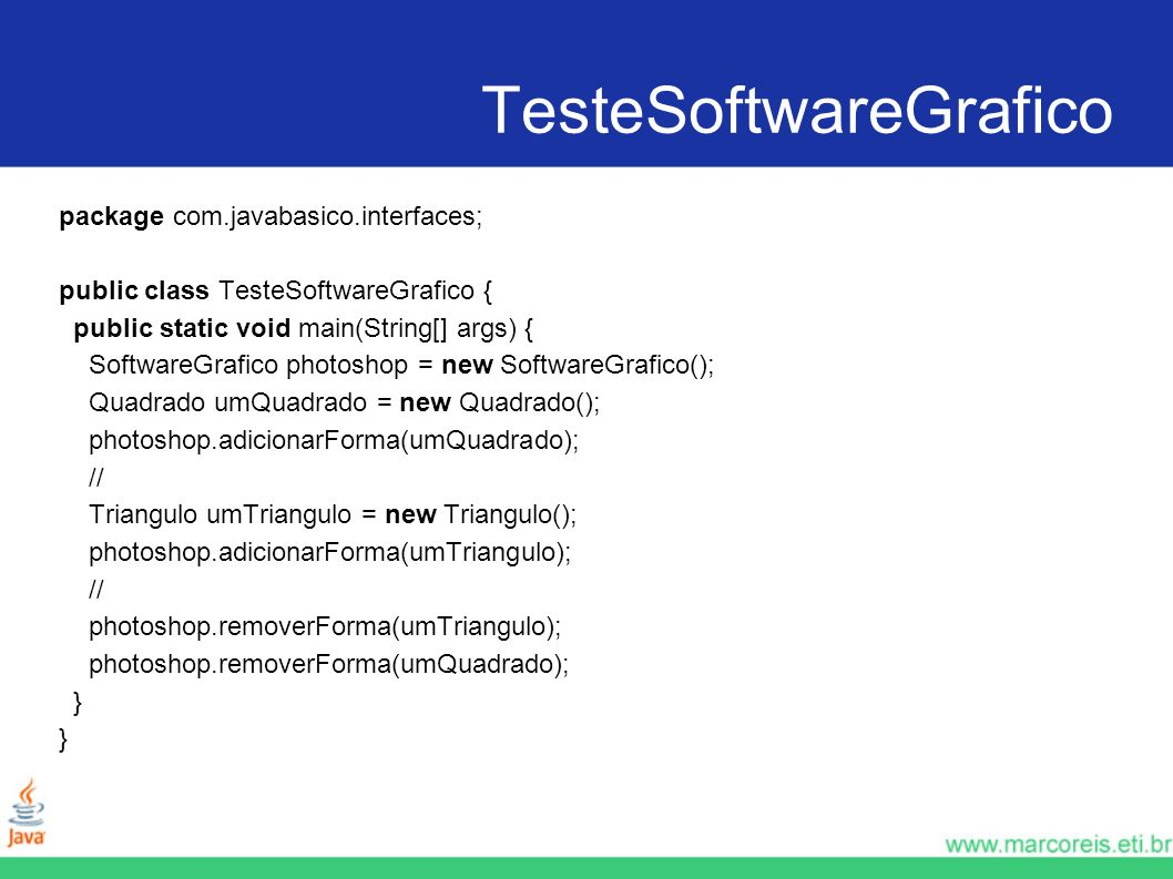 TesteSoftwareGrafico