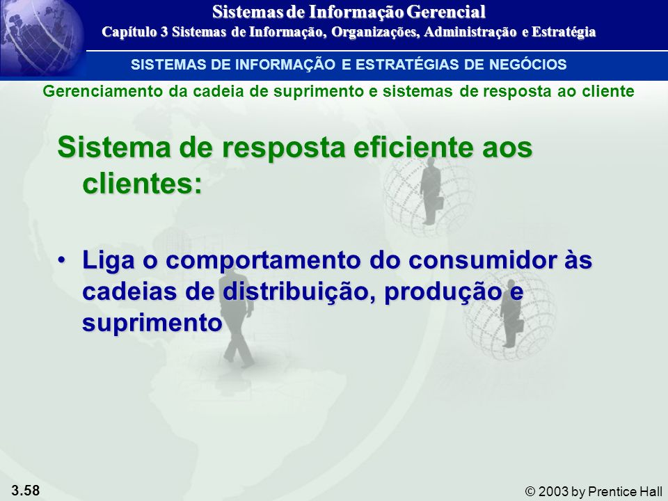 Sistema de resposta eficiente aos clientes: