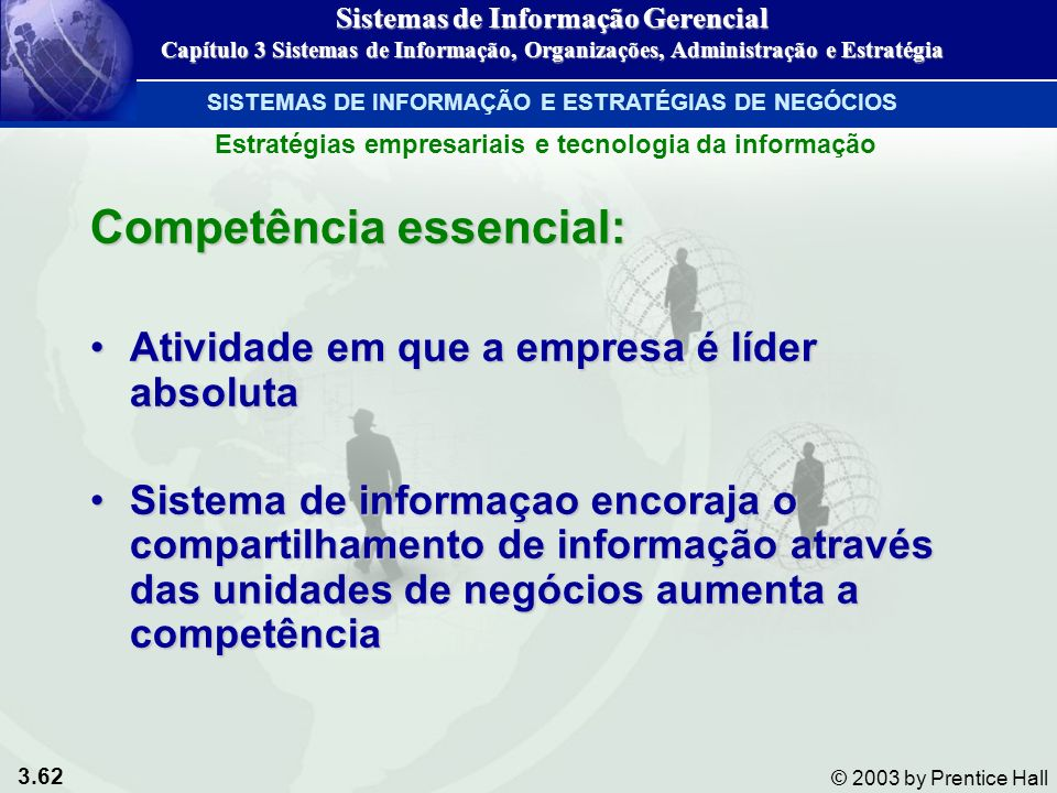 Competência essencial: