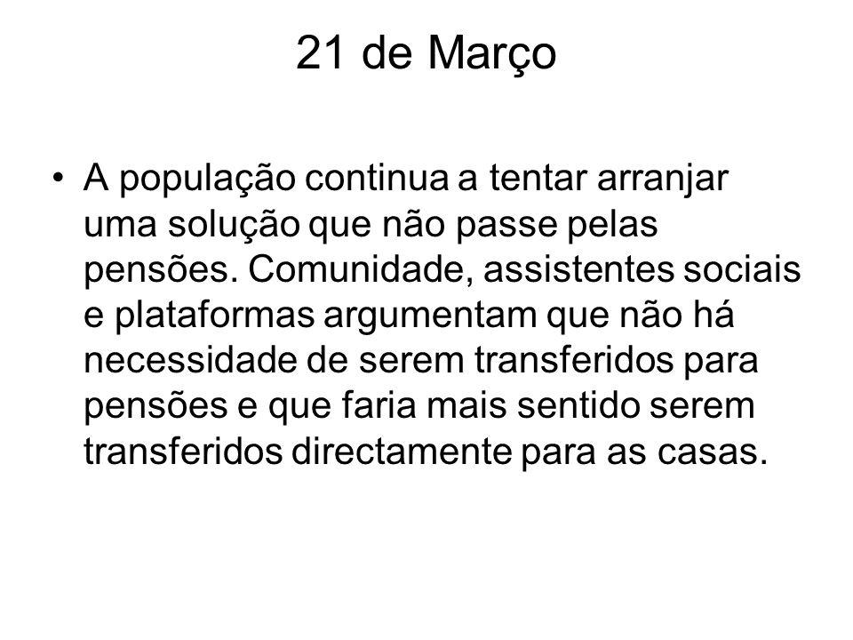 21 de Março