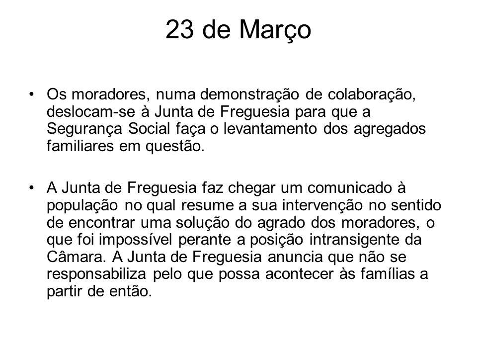 23 de Março