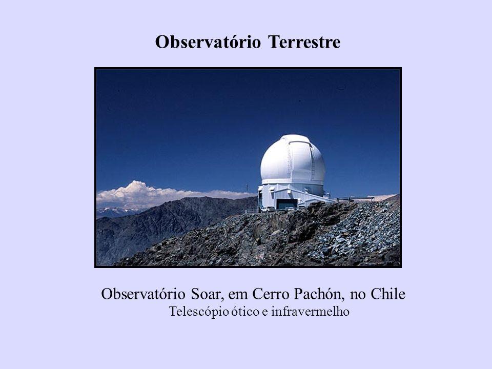 Telescópio ótico e infravermelho