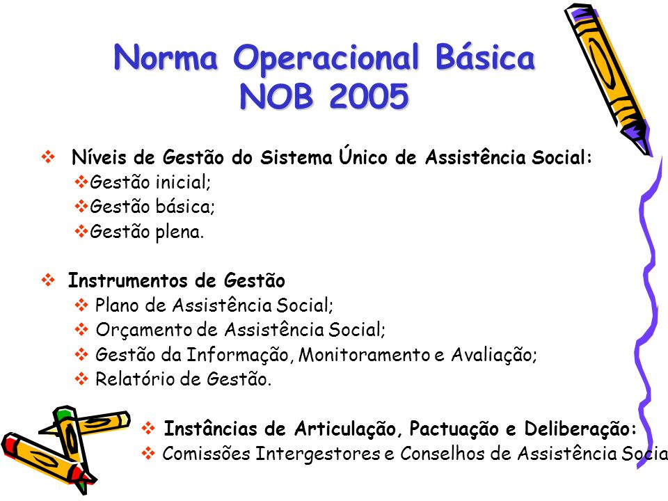 Norma Operacional Básica