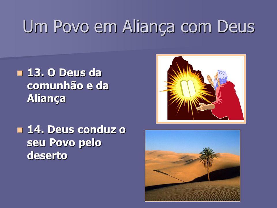 Um Povo em Aliança com Deus
