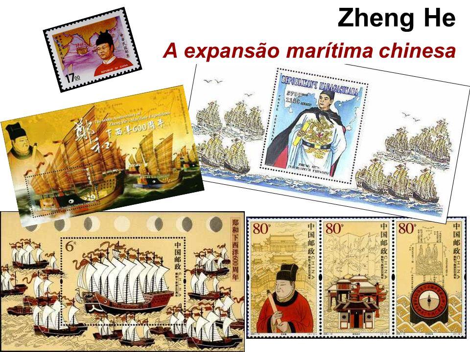 Zheng He A expansão marítima chinesa
