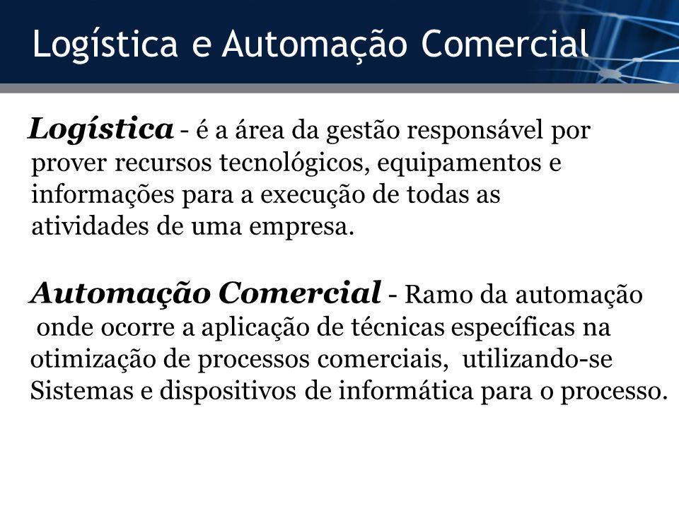 Logística e Automação Comercial
