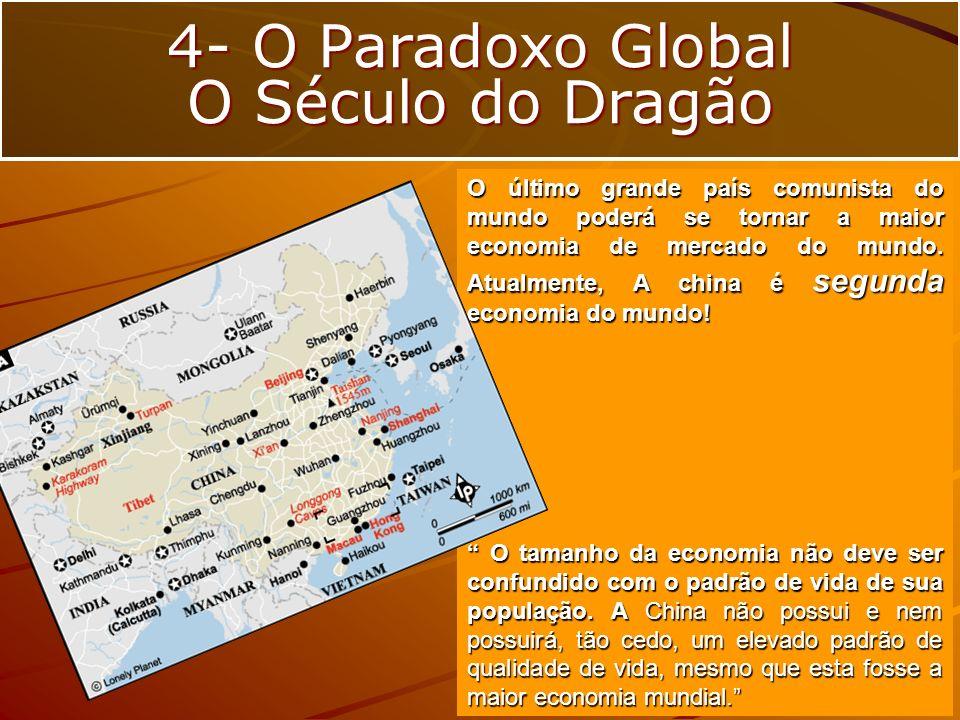 4- O Paradoxo Global O Século do Dragão
