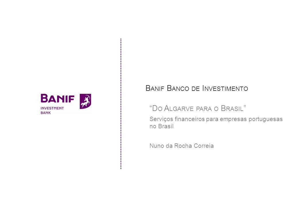 Do Algarve para o Brasil