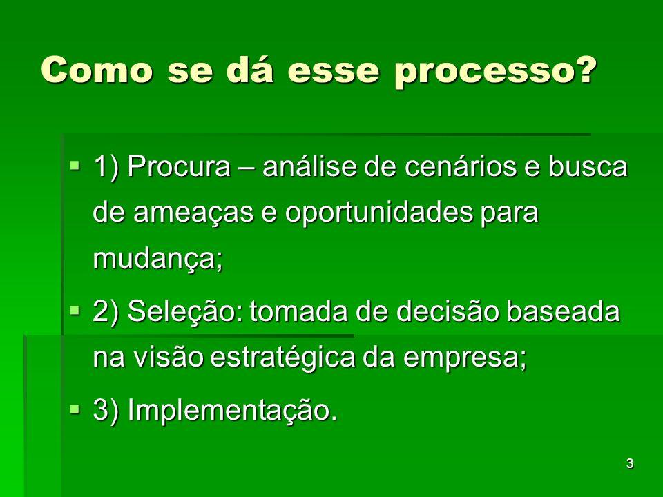Como se dá esse processo
