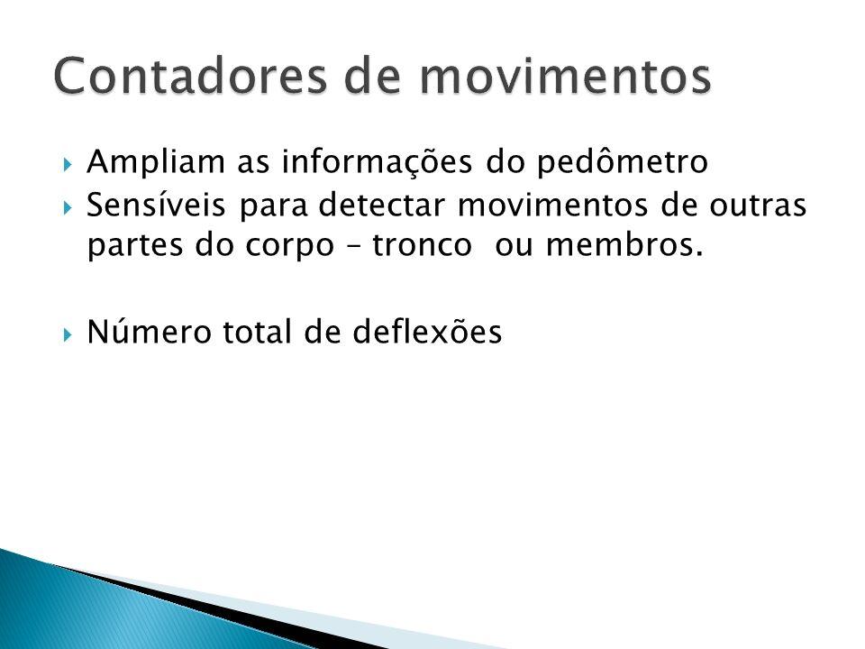 Contadores de movimentos