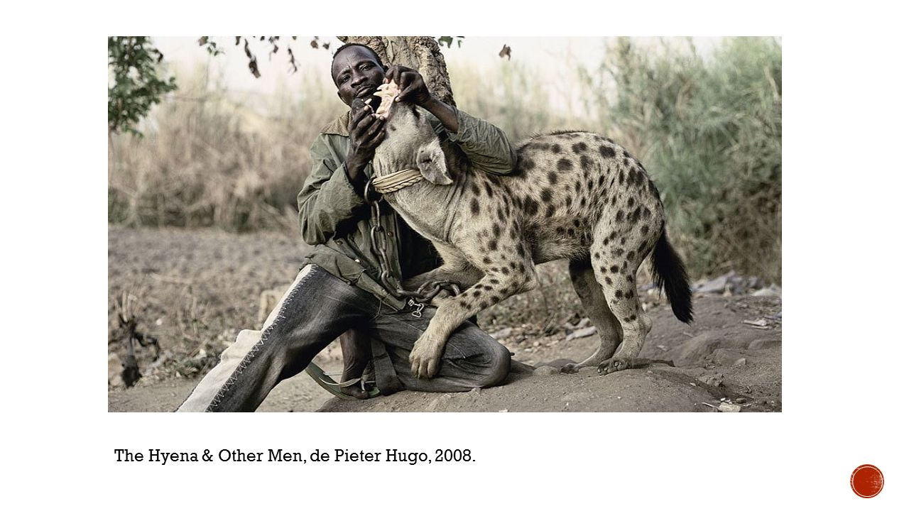 The Hyena & Other Men, de Pieter Hugo, 2008.