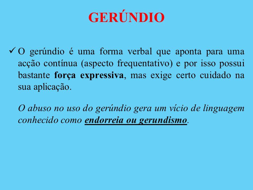 GERÚNDIO